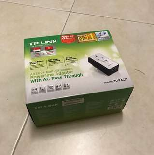 TP-Link Powerline Adapter AV200+