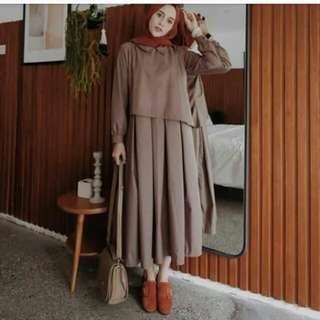 ZAITUN DRESS MILO