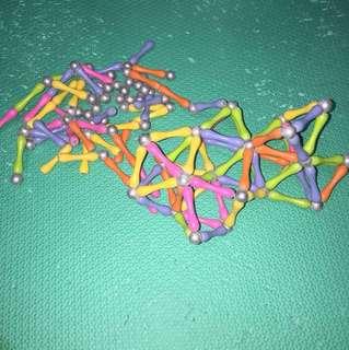 磁力棒 磁力球 磁鐵積木