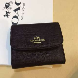 Coach Wallet purse pouch
