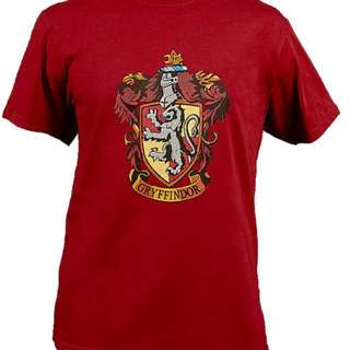 Harry Potter (The Exhibition) Gryffindor Women's t-shirt