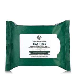 The Body Shop Tea Tree Skin Clearing Facial Wipes