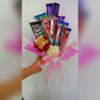 Bouquet Of Chocolate