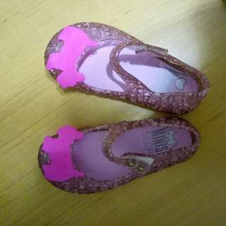Girl Jelly Shoes - size 27