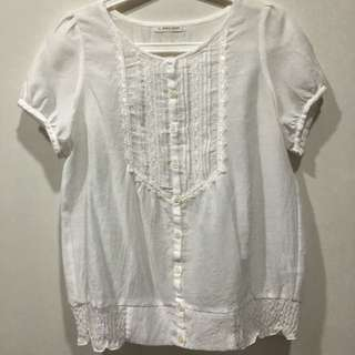 Lowry's Farm Cream Blouse