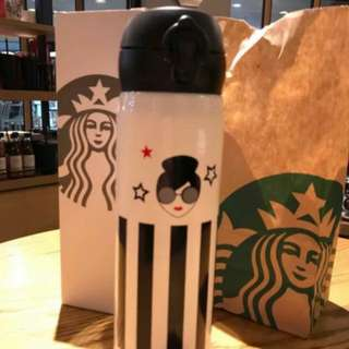 Starbucks Alice Star tumbler