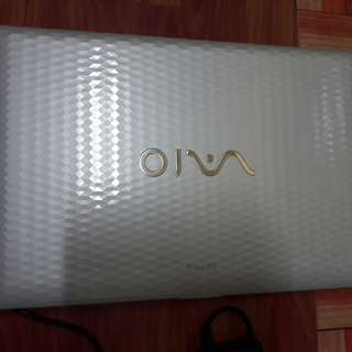 Sony vio laptop