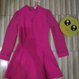 Pink dress for any occasions