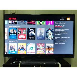 "Philips 42"" Smart TV"