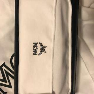 Brand new authentic Mcm Long wallet