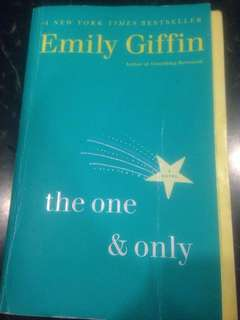 The One and Only by Emily Giffin