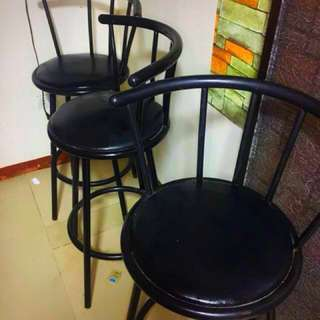 Bar High Chair