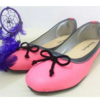 Dare to Pink Shoes