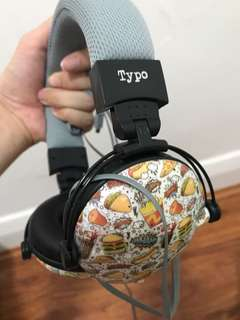 Typo headphone rrp24.99