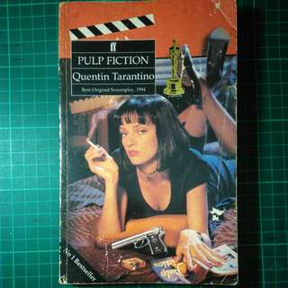 Pulp Fiction Original Screenplay by Quentin Tarantino