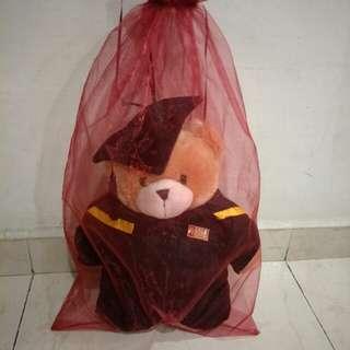 SIM graduation bear