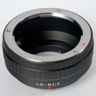 OM-M4/3 Adaptor for Olympus lense to Minolta 4/3 Camera mount