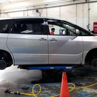 Toyota Estima 2.4 Auto Aeras Premium 7-Seater