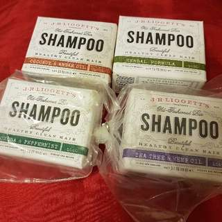 J R Liggett Shampoo Bar