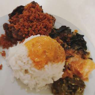 Nasi Padang Endeus