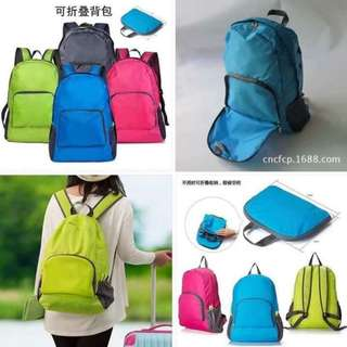 Foldable Bag Pack