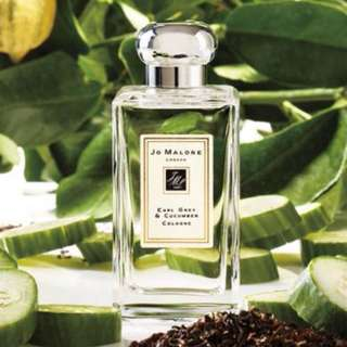 BN Jo Malone Tea Fragrance Blends Earl Grey & Cucumber Cologne