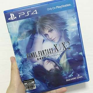 PS4: Final Fantasy 10