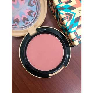 MAC x Vibe Tribe Collection Powder Blush in Painted Canyon (Limited Edition)