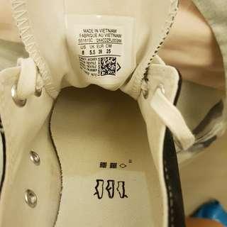 BN converse shoes