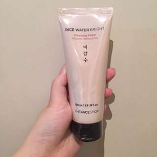 The Face Shop Cleanser