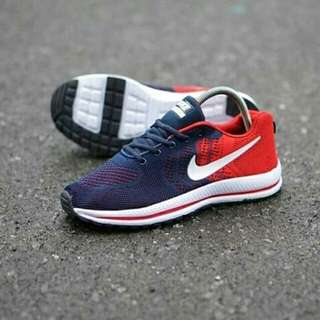 Nike free zoom impor good quality