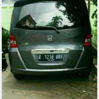 Honda freed tipe PSD matic 2011 bulan 12 pajak panjang