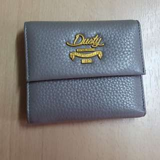 DUSTY Mini Wallet 銀包 灰色