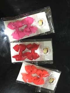 Ribbon clips