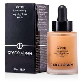 Giorgio Armani - Maestro Fusion Makeup Foundation SPF15 (6)