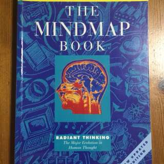 The Mind Map Book: Radiant Thinking