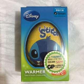 Stitch 暖手蛋