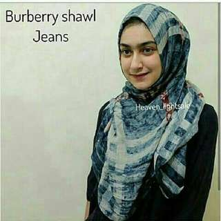 Burberry Shawl by Heaven_Lights