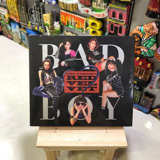 The Perfect Red Velvet Bad boy Album