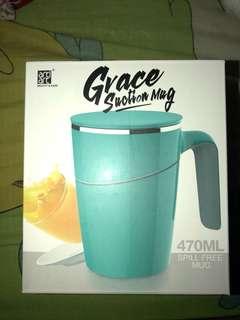Anti spilling mug