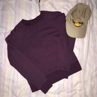 Sweater H&M Maroon