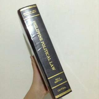 Political Law Book