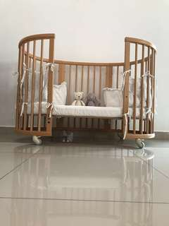 Used good condition Stokke® Sleepi™ Bed