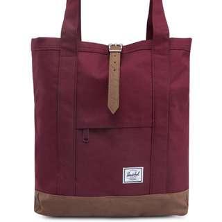 Authentic Herschel Tote Bag