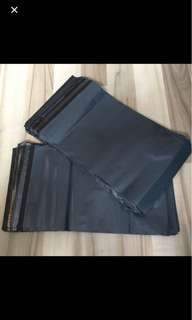 Grey poly mailers polymailers bag