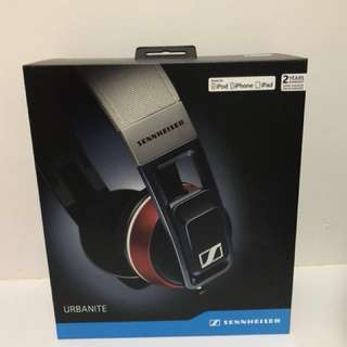 🈹全新Sennheiser Urnaite Earphone Headphone入耳式耳機/耳筒