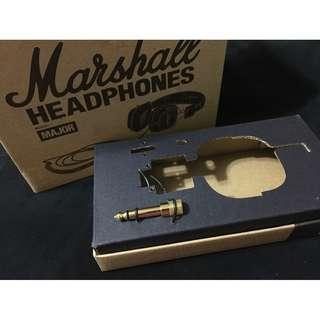 [New] 6.3mm Adapter - Marshall