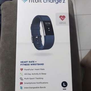 Fitbit charge 2 - brand new sealed in box