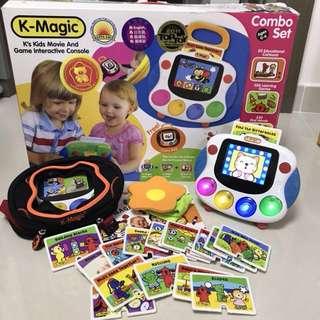 K Magic Combo Set 學習平板