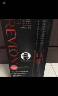 Revlon Rotating Heat Hair Brush Blow Curl